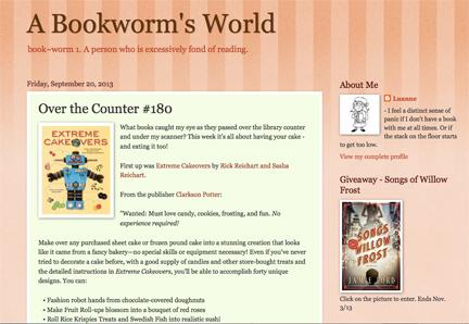 A Bookworm's World
