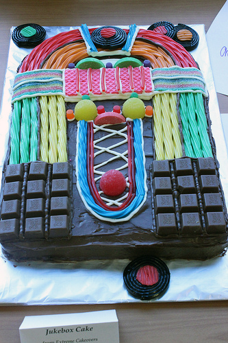 jukebox extreme cakeovers